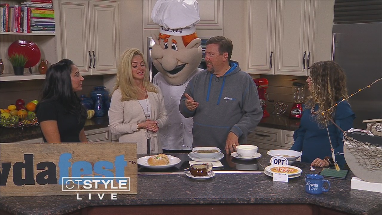 In the Bender Kitchen: JoJo Pastors tells us about the 11th Annual Chowdafest
