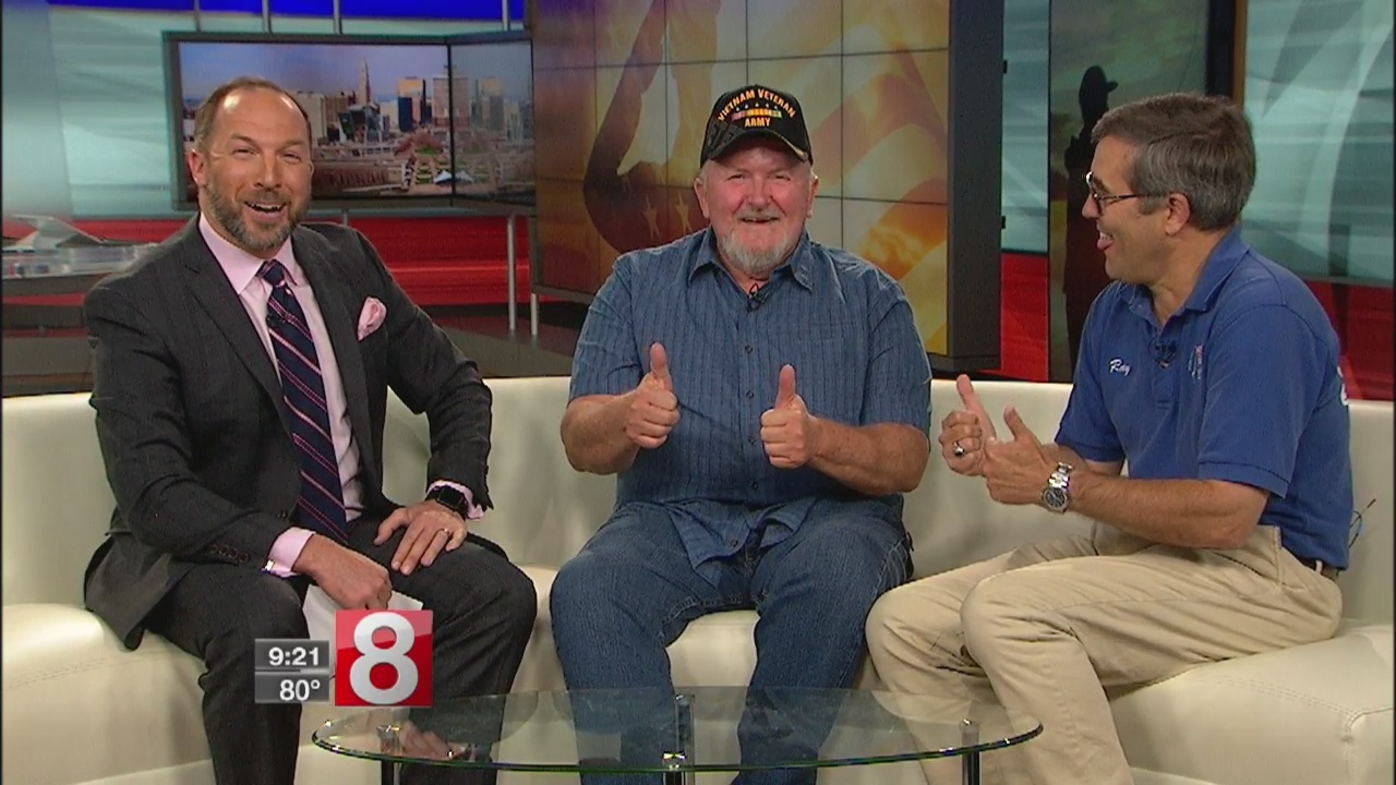 United Bank Block Party to benefit Take A Vet Fishing program