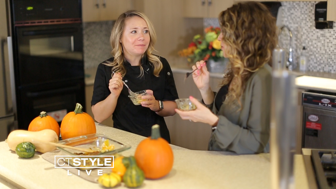 Fall Cooking at ShopRite of Milford: Butternut Squash Gratin