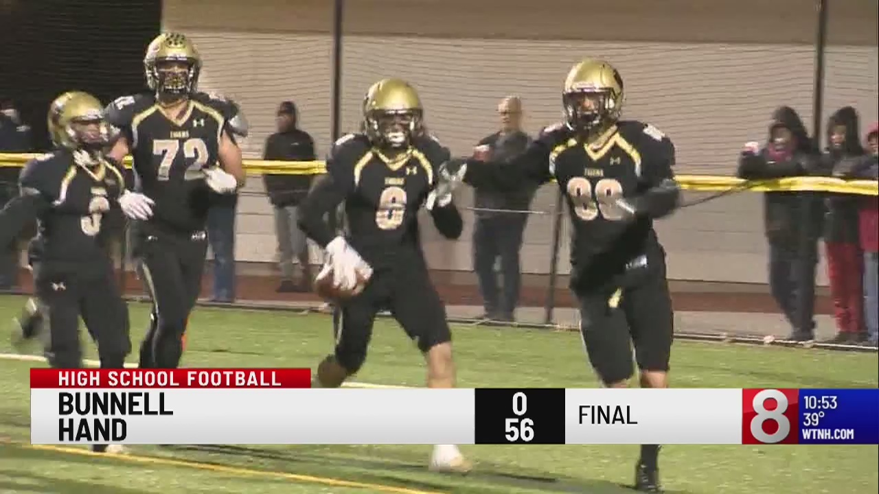 Madison dominates against Bunnell