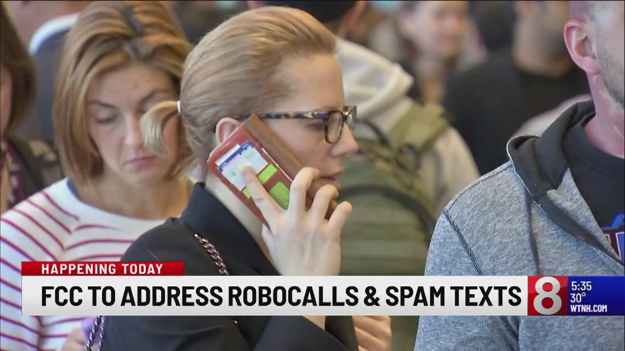 FCC planning to take action on spamming 'robocalls'