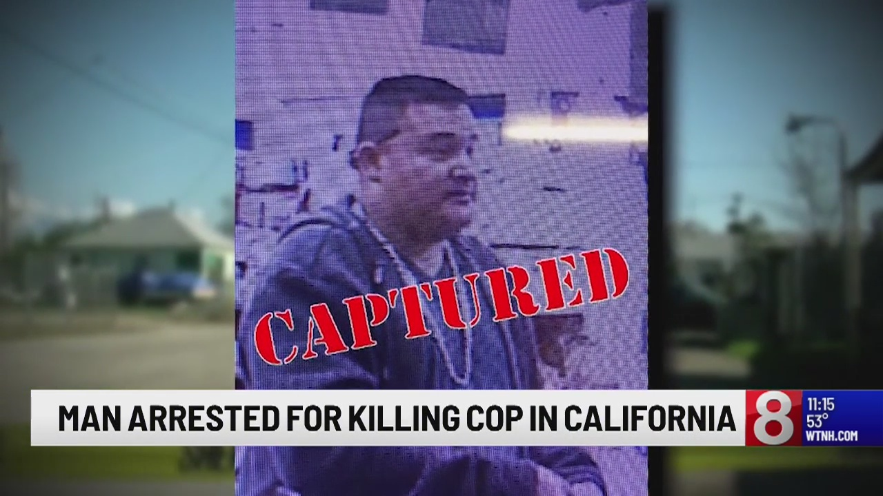 Police killing suspect was fleeing to Mexico, sheriff says