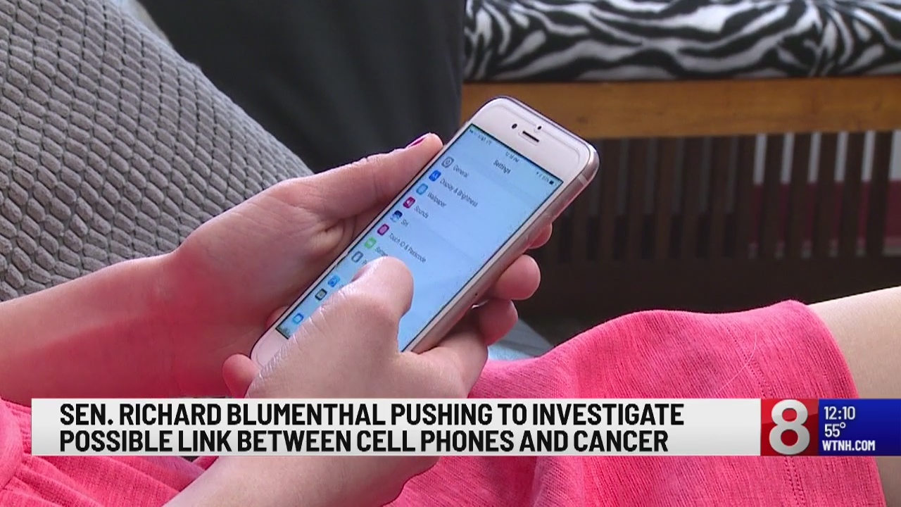 Senator Blumenthal pushes to investigate link between 5G wireless tech and cancer