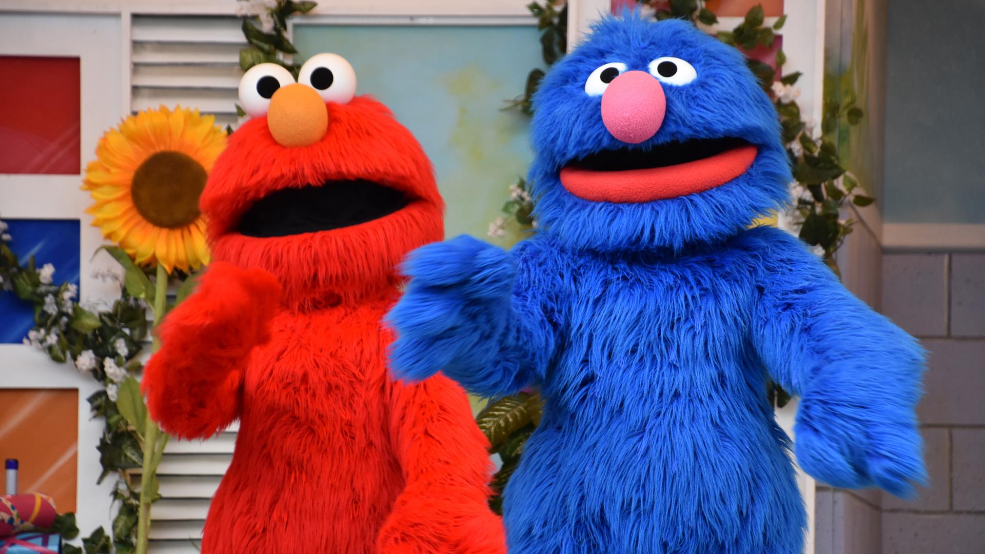Internet Debates Over Sesame Street's Grover Dropping 'F
