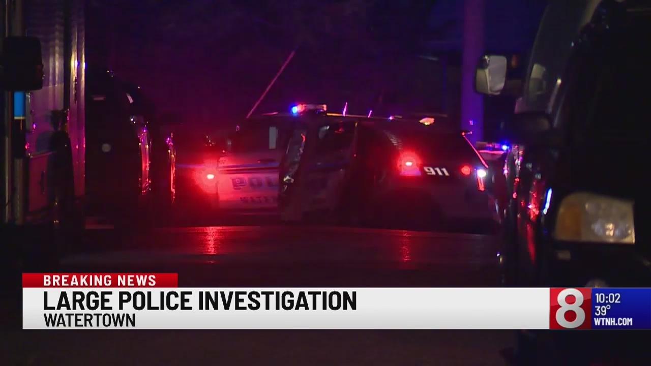 Police investigate death of elderly Watertown woman as homicide