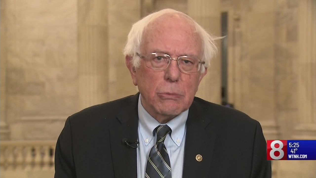 Sanders contrite as 2016 aides face harassment allegations