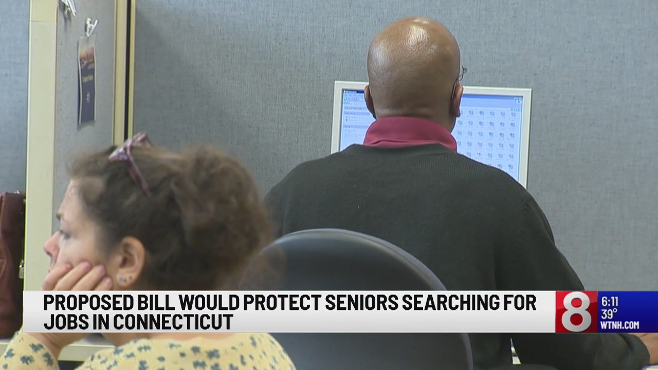 Bill combating age discrimination looks to protect seniors searching for jobs