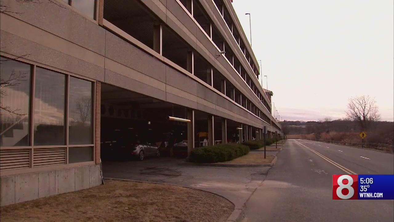 Danbury High School student's death at mall garage under