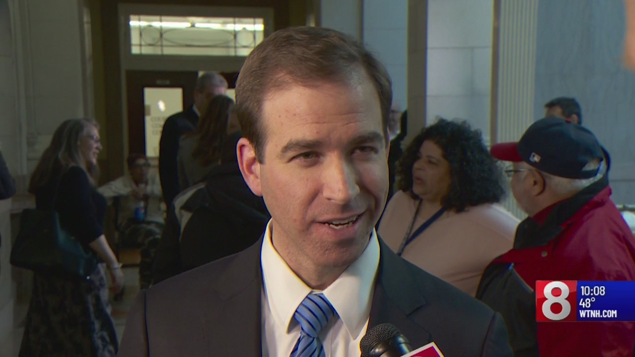 Bronin touts progress in Hartford during State of the City address