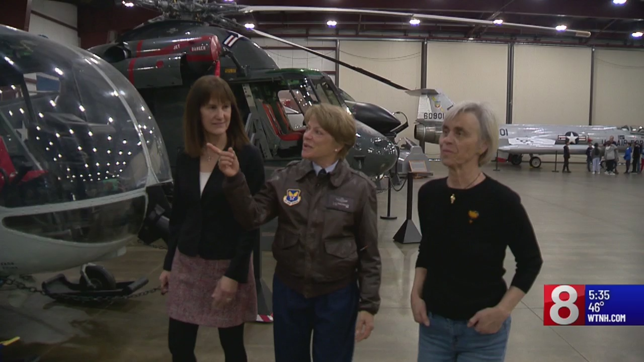 Celebrating Women: Connecticut Women in Aviation