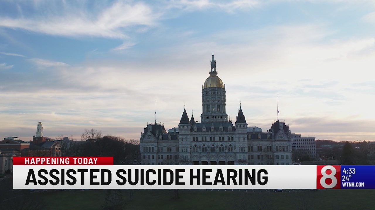 Connecticut medical society now neutral on aid in dying