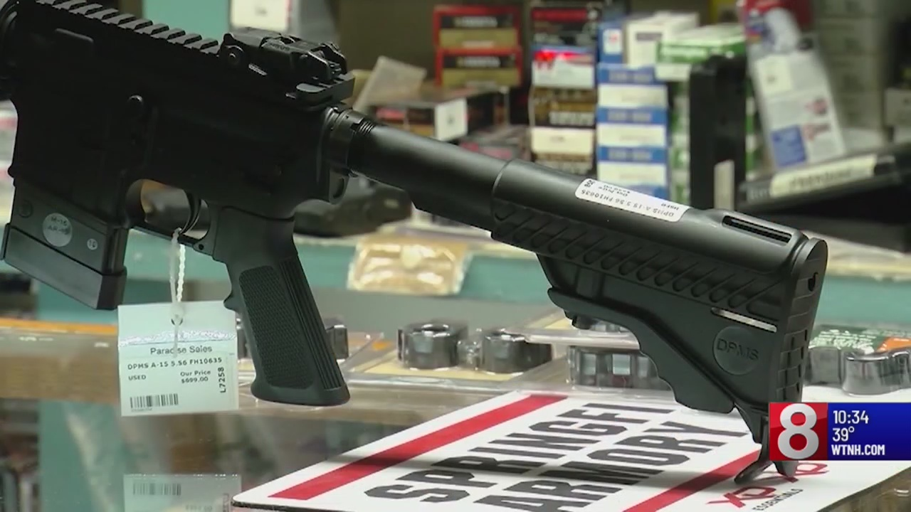 Federal bump stock ban now in effect