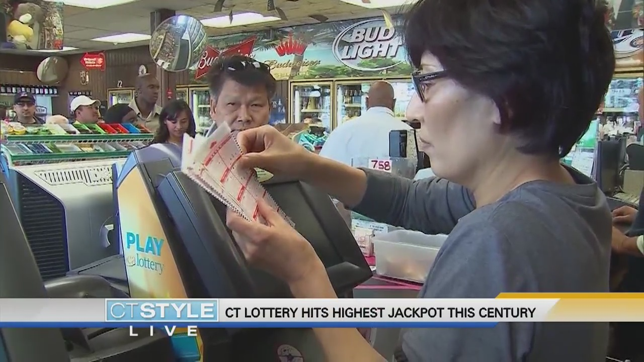 Today's Dish: CT lottery jackpot rises