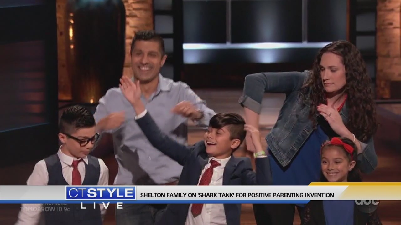 Today's Dish: Shelton family appears on 'Shark Tank'