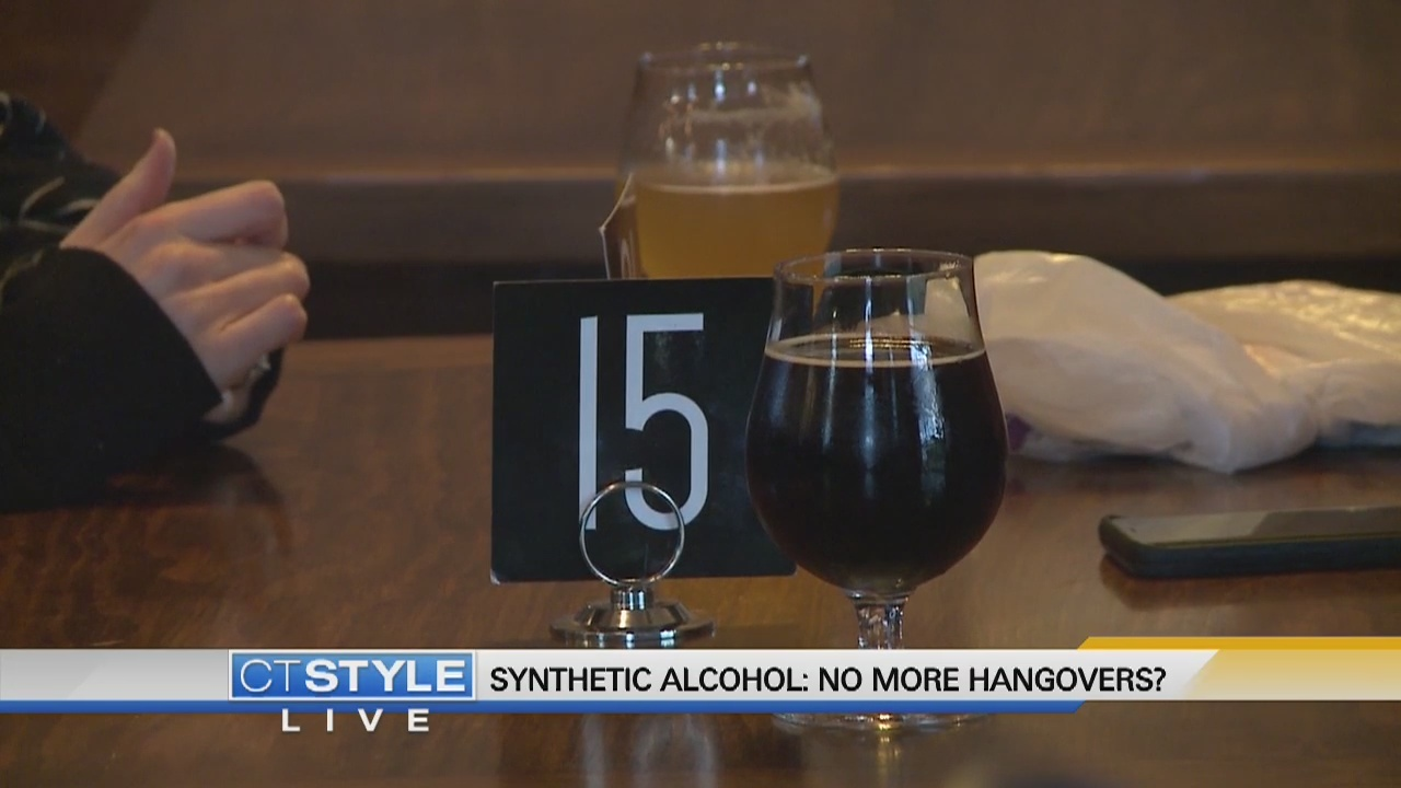 Today's Dish: Synthetic alcohol that doesn't cause hangovers