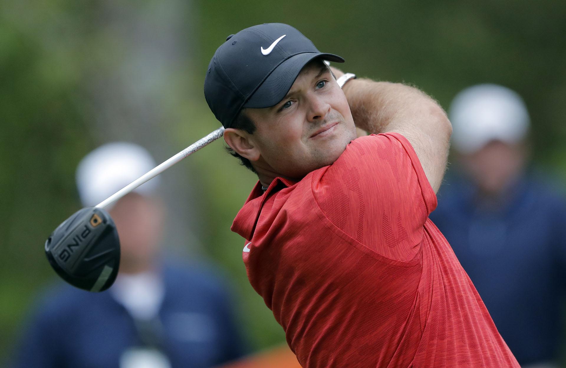 Players Championship Golf Patrick Reed