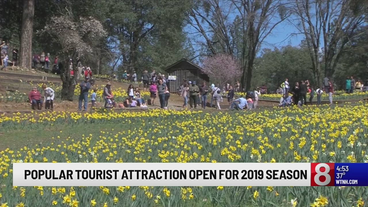 Popular California tourist attractions opens for 2019 season