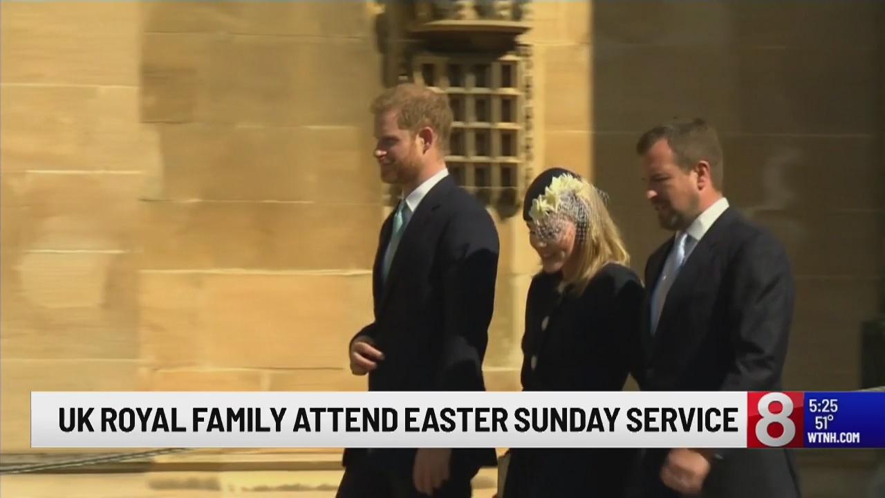 Queen Elizabeth II turned 93 on Easter Sunday