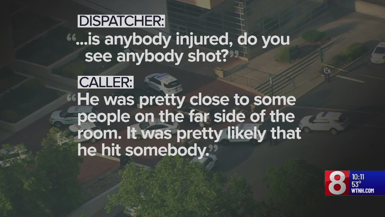 911 calls released from UNC-Charlotte shooting