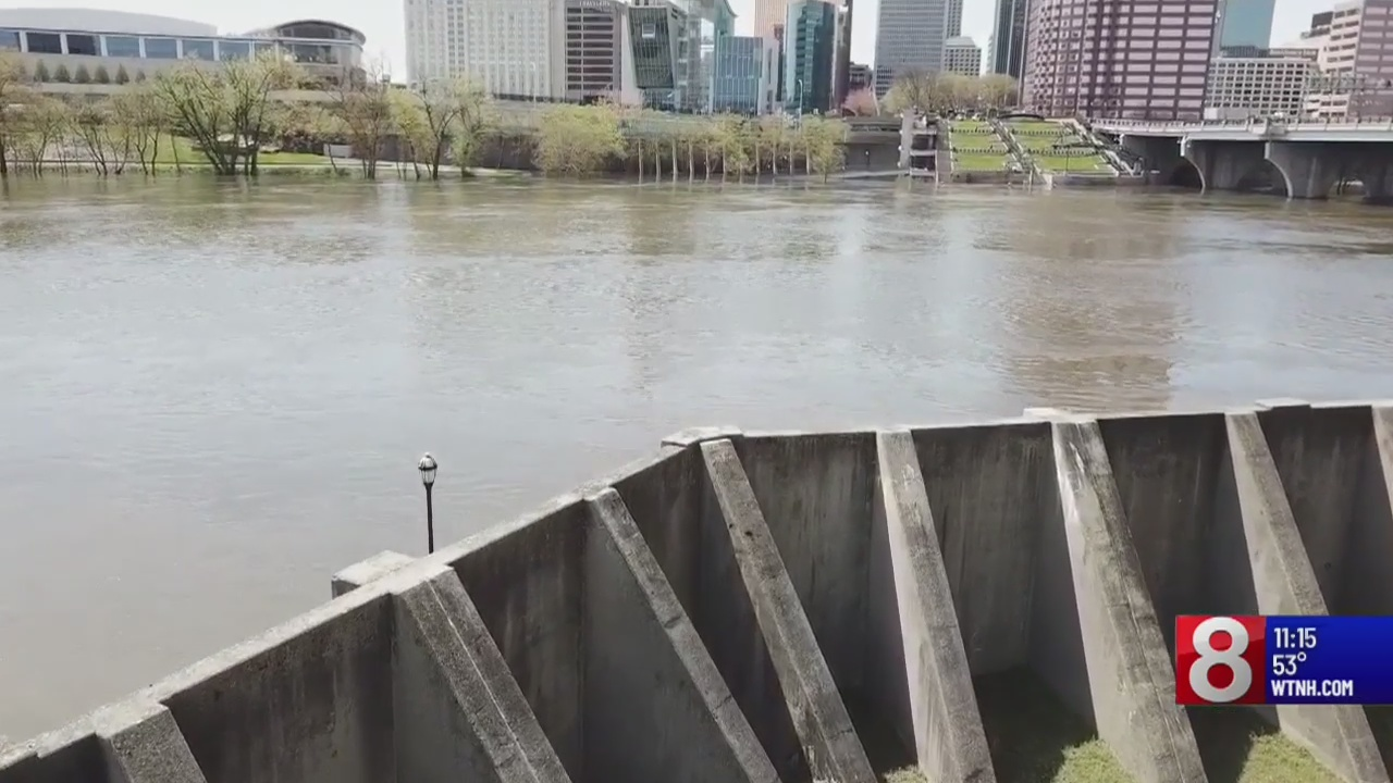 Army Corps: Levees in Hartford area aging and in need of repair