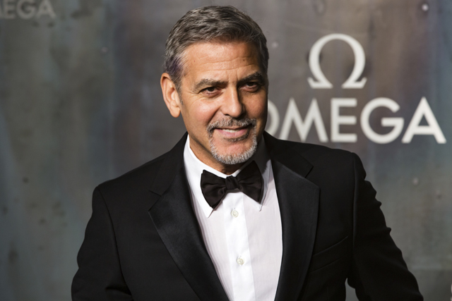 George Clooney and Wife Amal are Offering Fans a Chance to