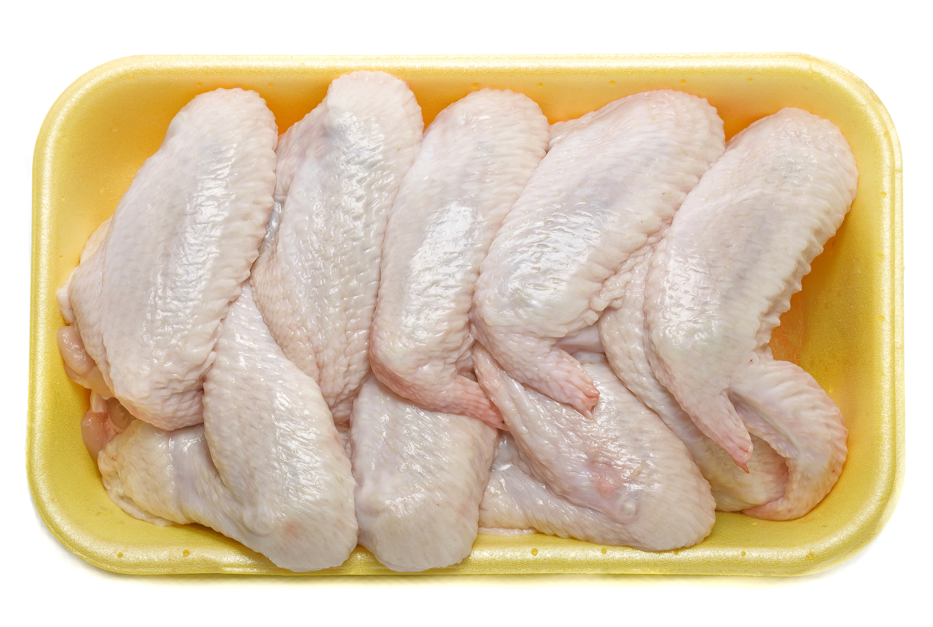 raw chicken wings generic