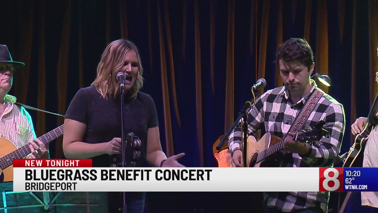 Benefit concert held in Bridgeport for Alex's Lemonade Stand Foundation
