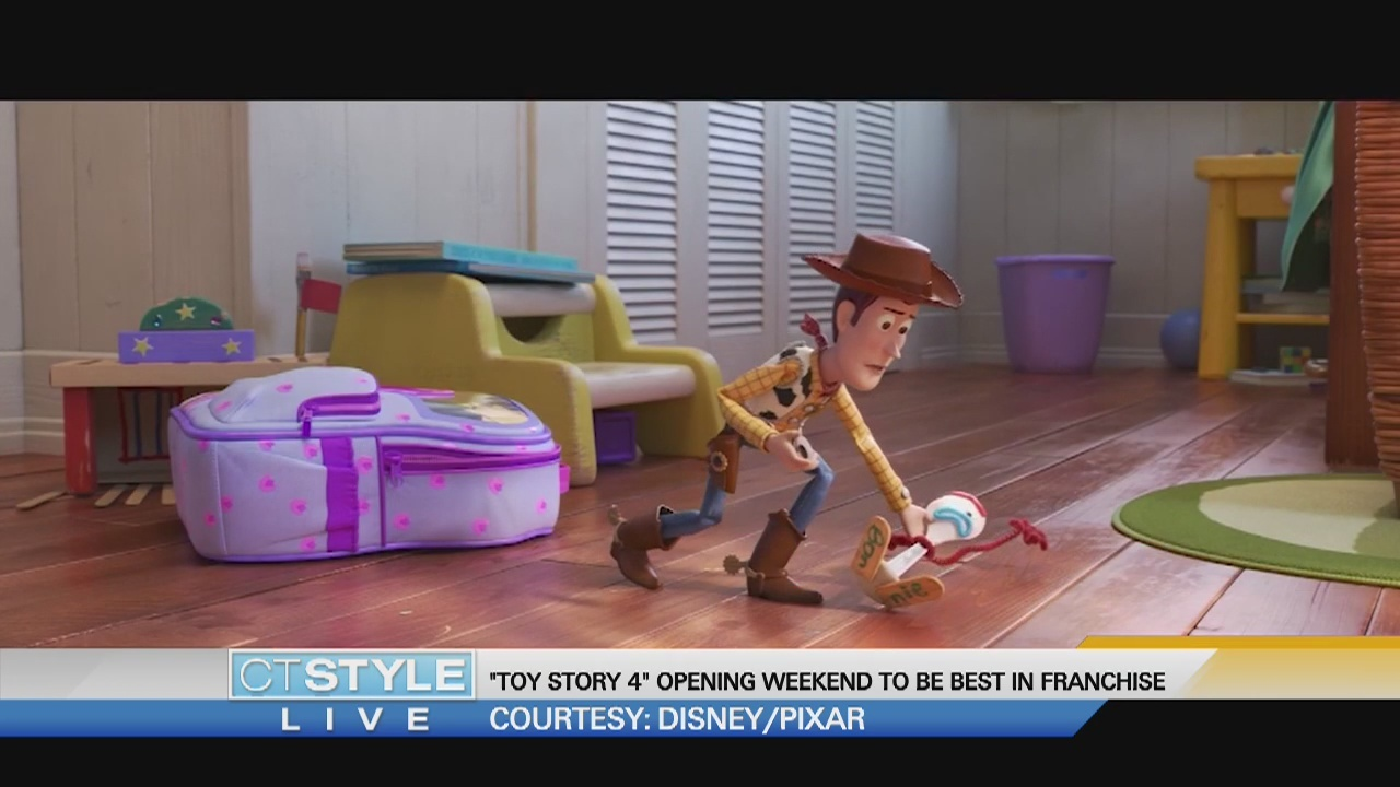 Today's Dish: 'Toy Story 4' opens this weekend