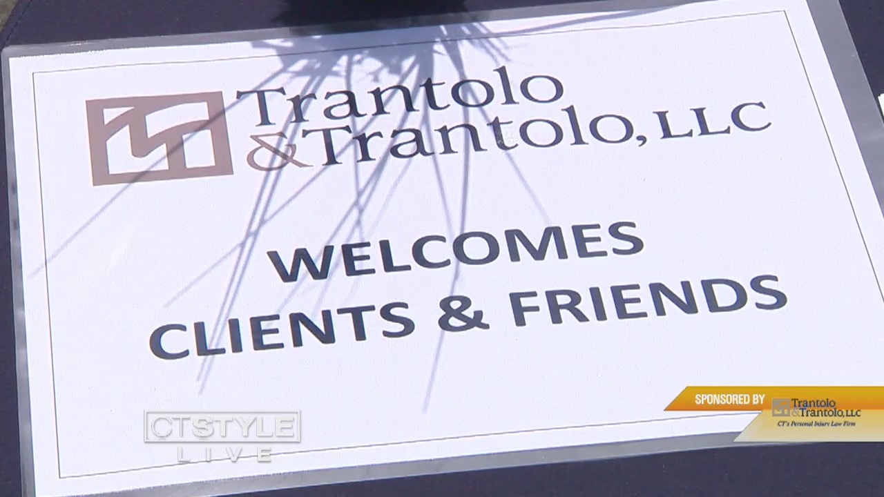 Trantolo and Trantolo News 8's W82txt partner recently opened up a new location in New Haven