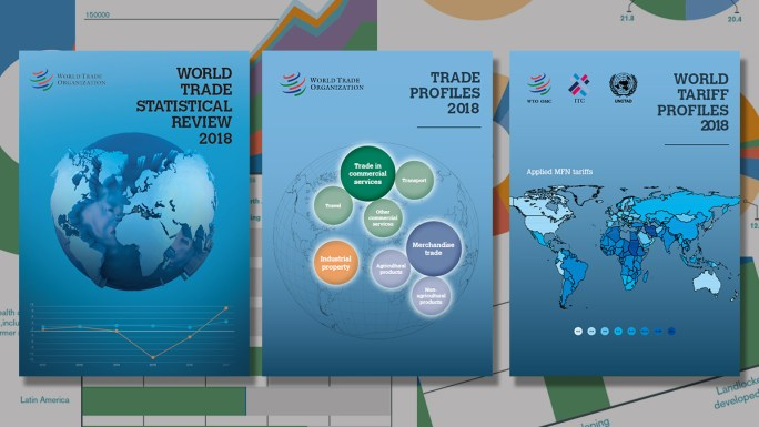 WTO issues 2018 editions of its flagship statistical publications