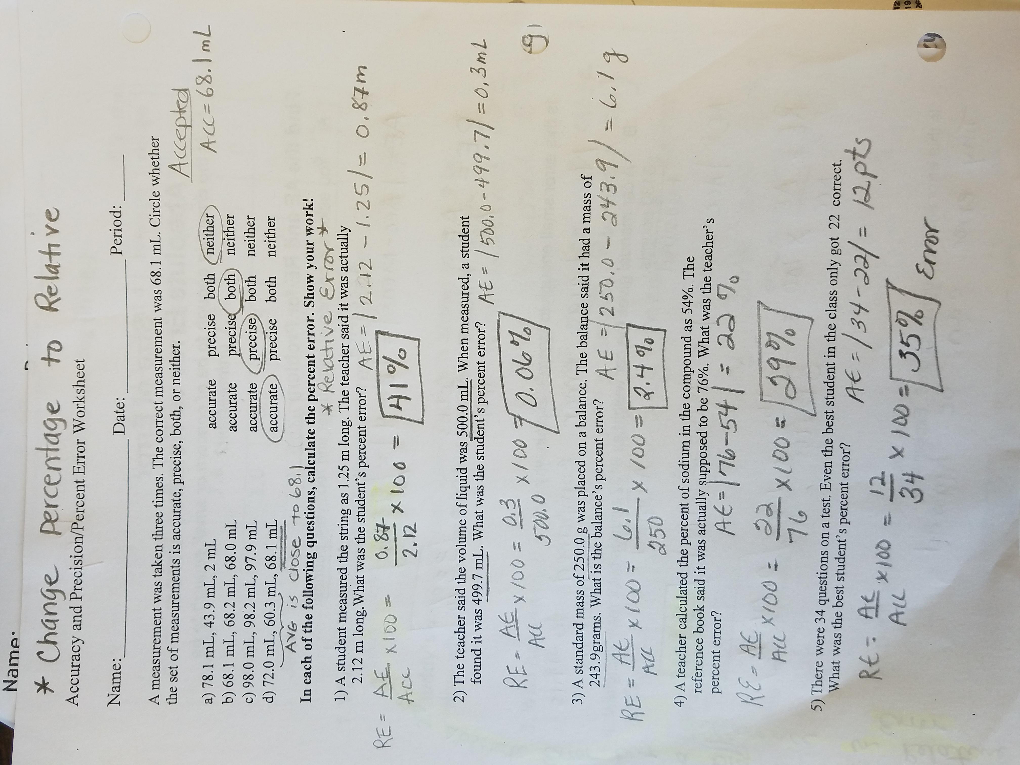 Duym Robin Unit 1 Mathematics Of Lab Work