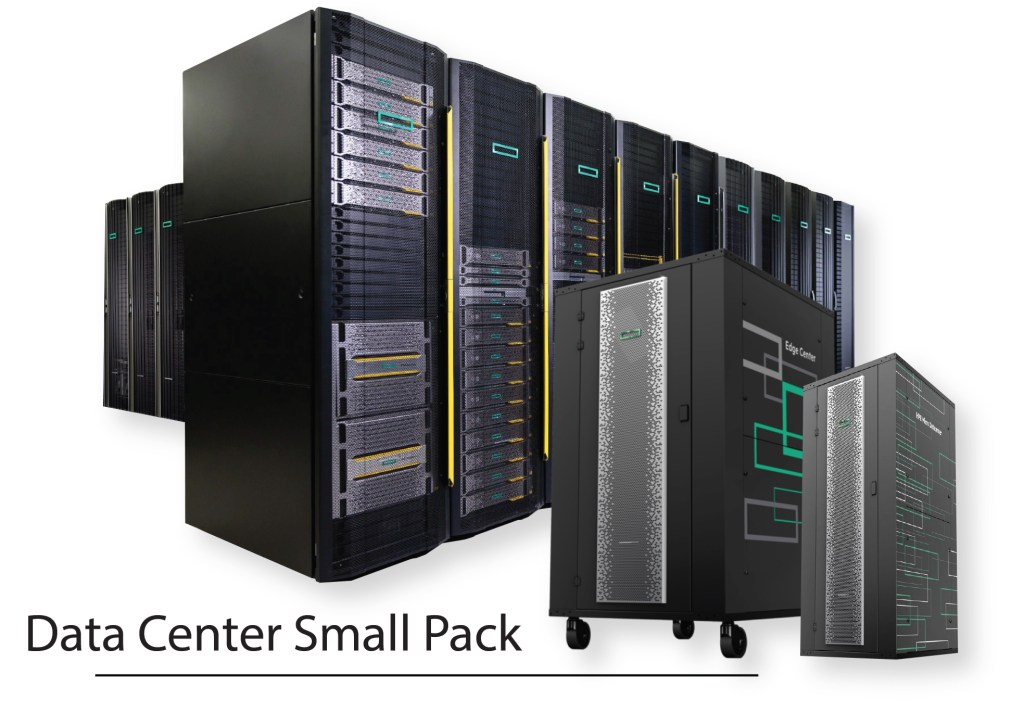 Data Center Small Pack Victor