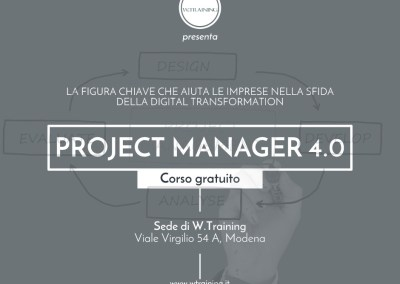 Project Manager 4.0
