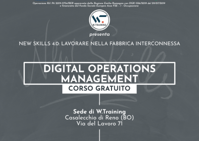 Digital Operations Management