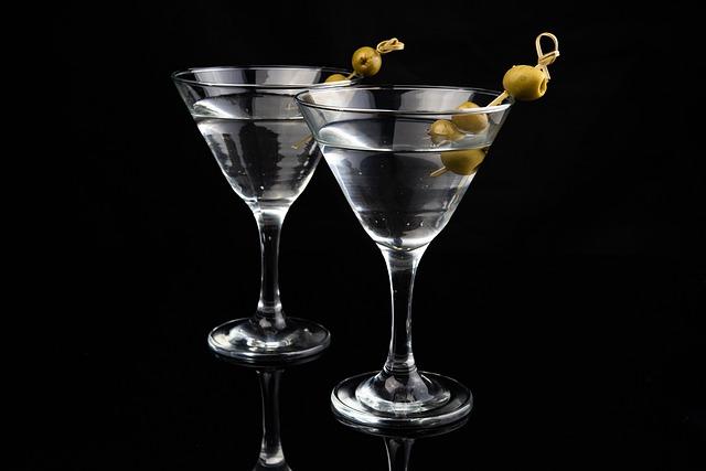 Preparare il Vodka Martini perfetto può insegnare molto alle imprese sulla protezione dei dati