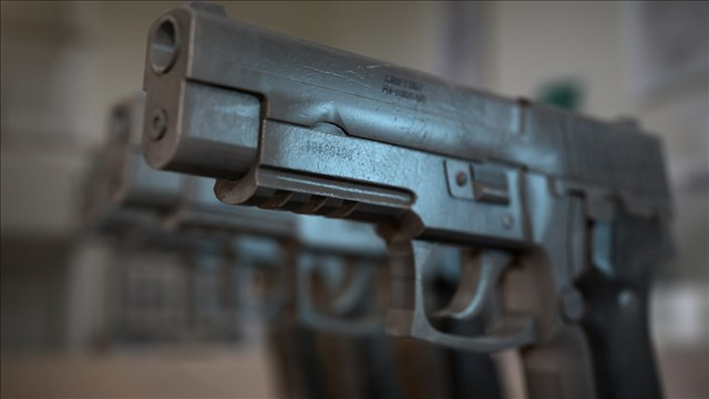 Belmont County man indicted for firearms violation