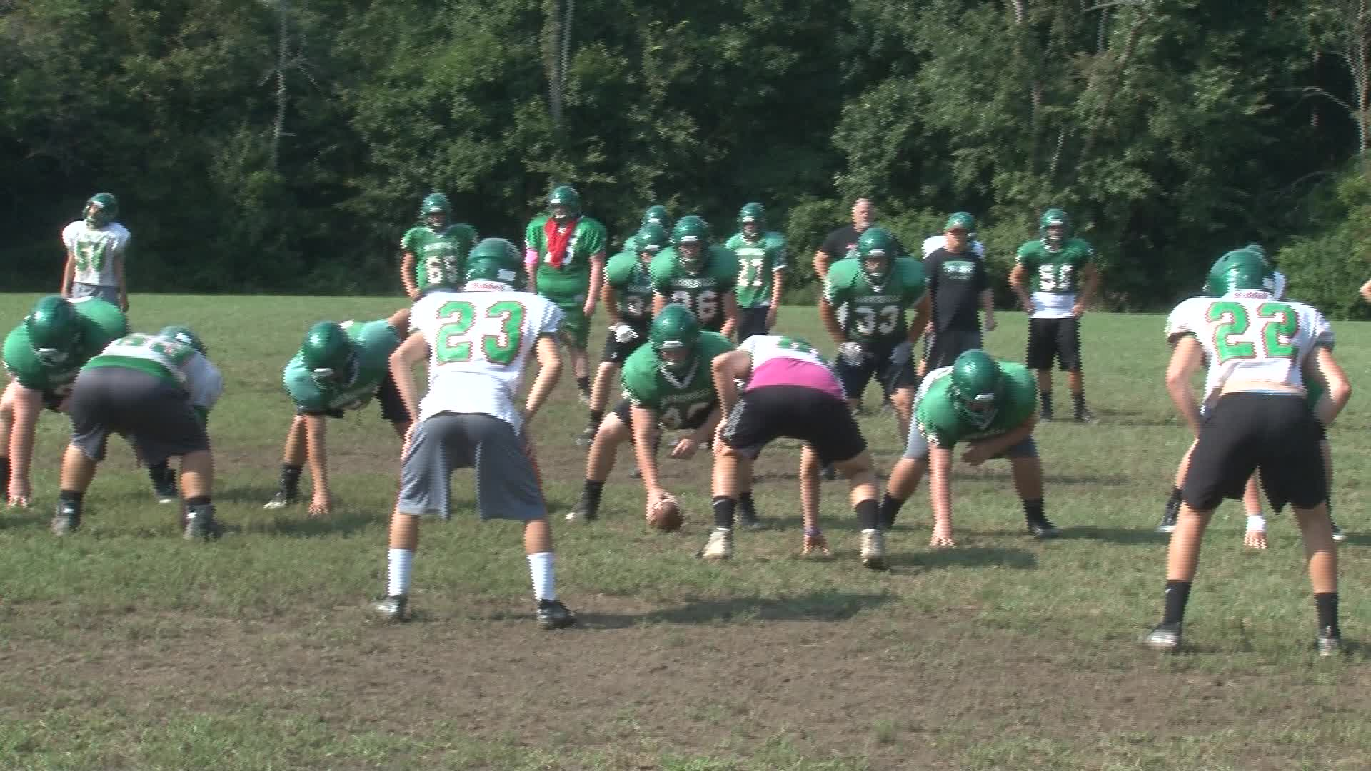 Barnesville Shamrocks 2019 High School Football Season Preview