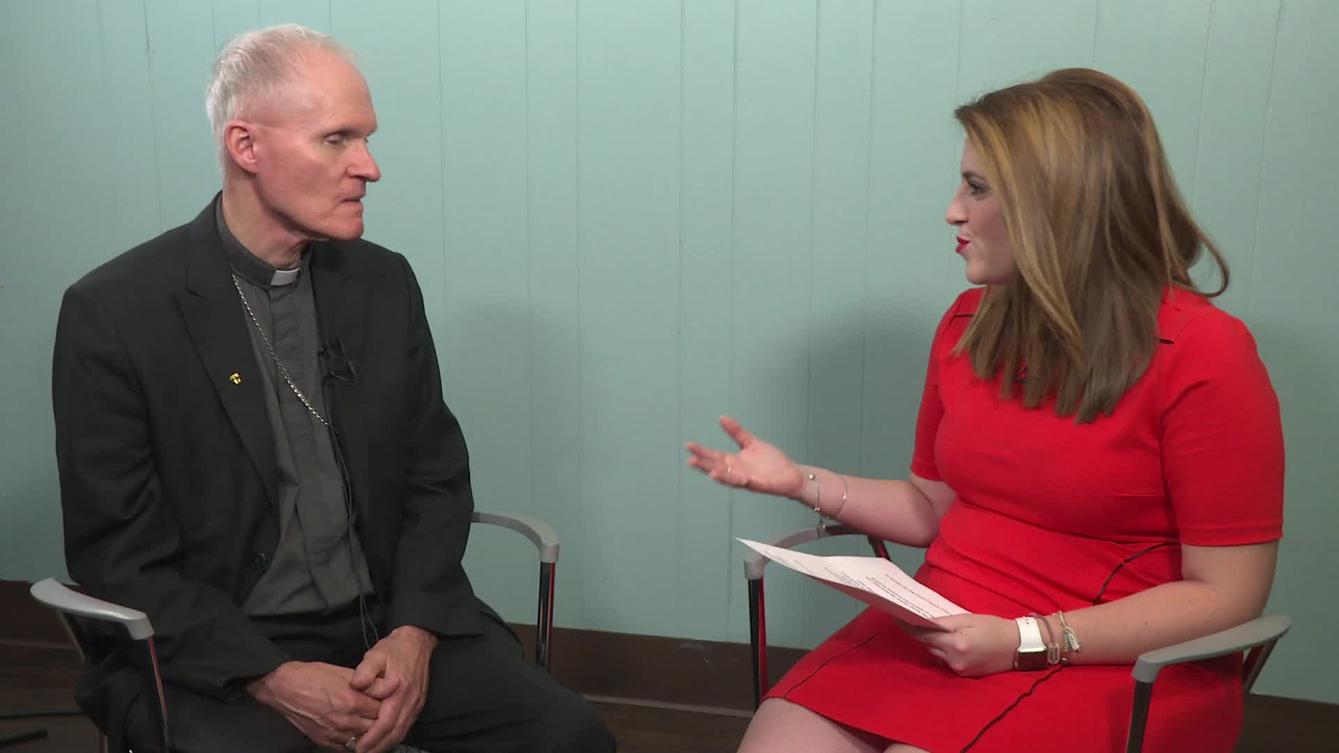 Digital Exclusive: One on One with newly appointed Bishop of The Diocese of Wheeling-Charleston Bishop Michael Brennan