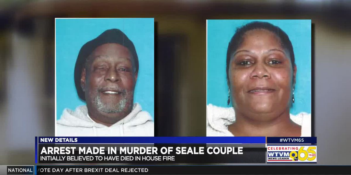 Two Suspects Arrested In Murder Of Seale Couple Initially Believed To Have D In A Fire