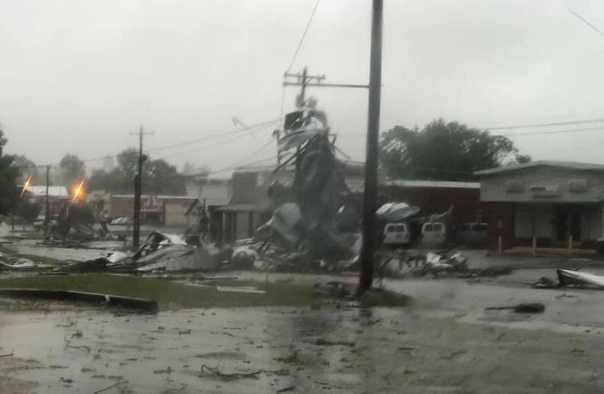 Troy Suffers Damage After Apparent Sunday Morning Tornado