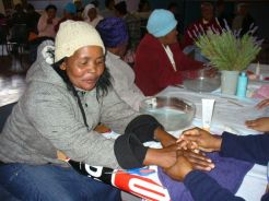 WOMAN'S DAY PAMPERING - TUES 7 AUGUST '12 027