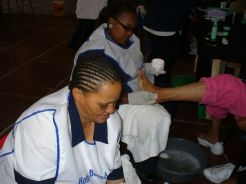 WOMAN'S DAY PAMPERING - TUES 7 AUGUST '12 028