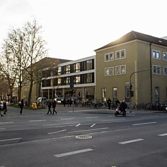 Das Studentenhaus