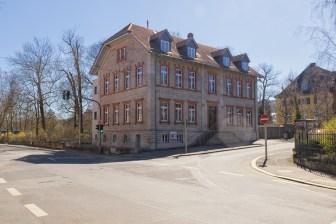 Die alte Eichendorffschule in Heidingsfeld