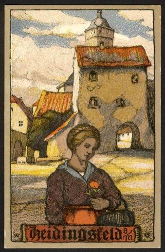 Heidingsfeld Grüner Haus Greiner