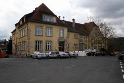 Volksschule Versbach von 1908.