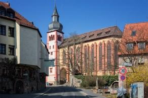 Die Deutschhauskirche am Zeller Berg