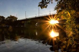 Was für ein Wetterchen Anfang Juni in Würzburg! Der Sommer ist da und bringt jeden Tag prächtige Sonnenuntergänge.