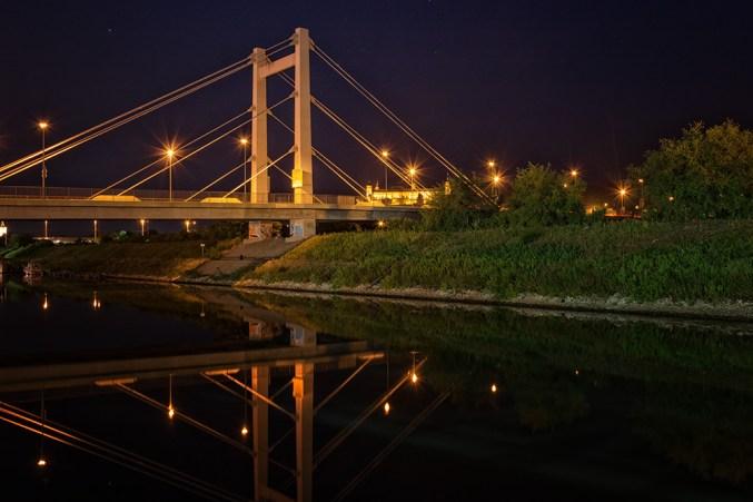 Die Brücke der Deutschen Einheit