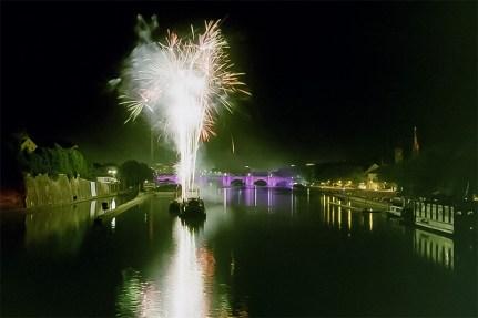 Feuerzauber 2004